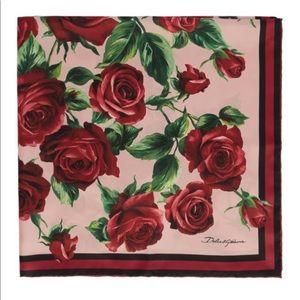 Dolce & Gabbana scarf